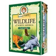 Professor Noggin's Professor Noggin's Wildlife of North America Card Game