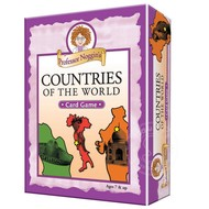 Professor Noggin's Professor Noggin's Countries of the World Card Game