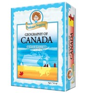 Professor Noggin's Professor Noggin's Geography of Canada Card Game