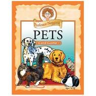Professor Noggin's Professor Noggin's Pets Card Game