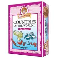 Professor Noggin's Professor Noggin's Countries of the World II Card Game