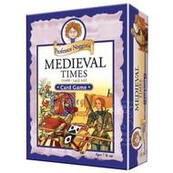 Professor Noggin's Professor Noggin's Medieval Times Card Game