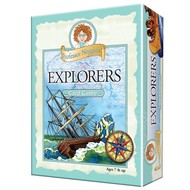 Professor Noggin's Professor Noggin's Explorers Card Game