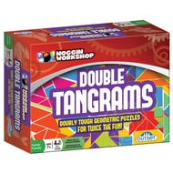 Professor Noggin's Noggin Workshop Double Tangrams