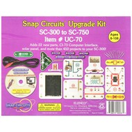 Snap Circuits Elenco Snap Circuits Upgrade Kit SC-300 to SC-750