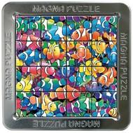 Magna 3D Clown Fish Magnetic Lenticular Puzzle 16pcs