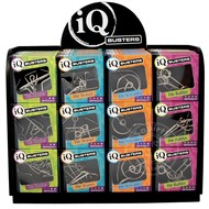 IQ Busters Wire Puzzles Assorted