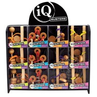 IQ Busters Rope Puzzles Assorted