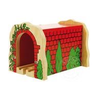 Bigjigs BigJigs Red Brick Tunnel