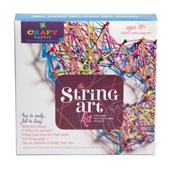 Ann Williams Craft-tastic String Art Peace Kit I