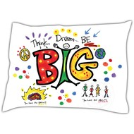 Artburn Pillow Case Painting Kit - Think Big