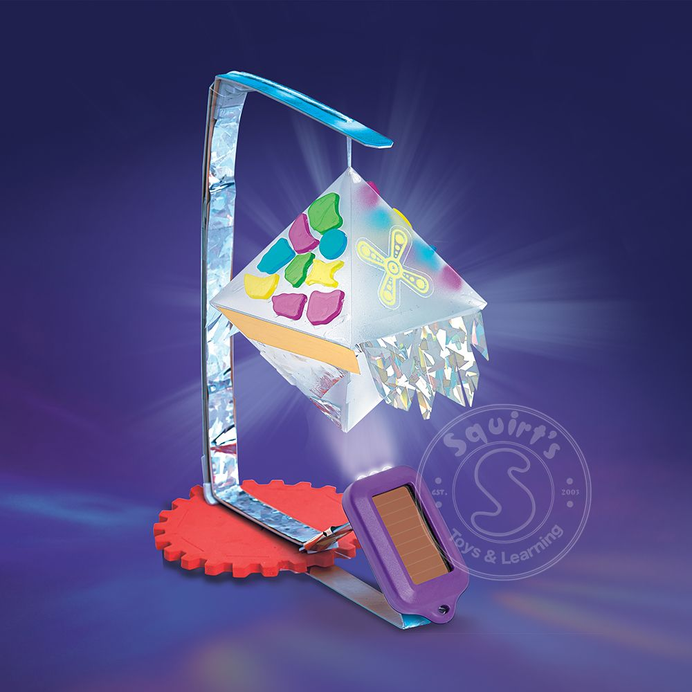 Spark!Lab Invent a Stellar Solar Lamp - Squirt's Toys & Learning Co