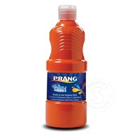 Prang Prang Washable Ready-to-Use Tempera Paint Orange 16oz