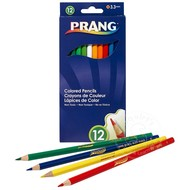 Prang Prang Coloured Pencils 12 Colour Set