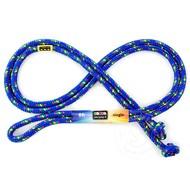 Just Jump It 8' Single Jump Rope Blue Confetti