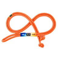 Just Jump It 8' Single Jump Rope Orange Rainbow_
