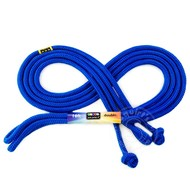 Just Jump It 16' Double Jump Rope Blue Rainbow