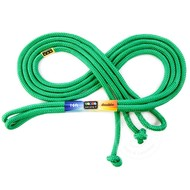 Just Jump It 16' Double Jump Rope Green Rainbow