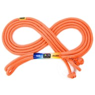 Just Jump It 16' Double Jump Rope Orange Rainbow_
