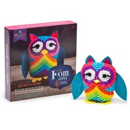 Ann Williams Craft-Tastic Pom Owl Kit