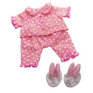Baby Stella Baby Stella Goodnight PJ Outfit