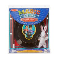 Melissa & Doug Melissa & Doug Magic Hat, Cape & Wand