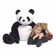 Melissa & Doug Melissa & Doug Plush Jumbo Panda