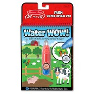 Melissa & Doug Melissa & Doug On the Go Water Wow! Farm