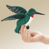 Folkmanis Folkmanis Hummingbird Finger Puppet