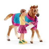 Schleich Schleich Foal with Blanket