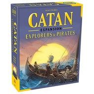 Mayfair Games Catan Expansion Explorers & Pirates