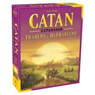 Mayfair Games Catan Expansion Traders & Barbarians