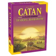 Mayfair Games Catan 5-6 Player Expansion Traders & Barbarians