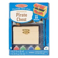 Melissa & Doug Melissa & Doug Created By Me Pirate Chest