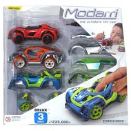 Modarri Modarri 3 Car Pack Delux