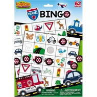 Imaginetics Travel Bingo Game _