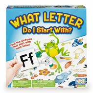 What Letter Do I Start With? _