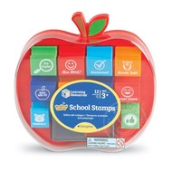 Learning Resources School Stamps
