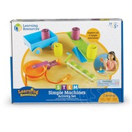 Learning Resources STEM Simple Machines Activity Set