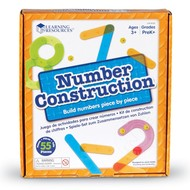 Learning Resources Number Construction Activity Set