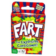 Fart the Explosive Card Game!