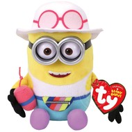 TY TY Beanie Babies Despicable Me 3 Jerry Tourist Minion Reg