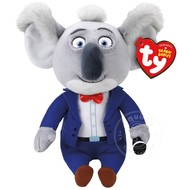 TY TY Beanie Babies Sing Buster Reg RETIRED