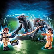 Playmobil Playmobil Ghostbusters™ Venkman and Terror Dogs
