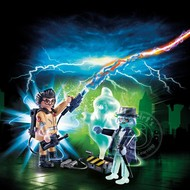 Playmobil Playmobil Ghostbusters™ Spengler and Ghost