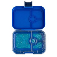 Yumbox YumBox Panino 4 Compartment - Neptune Blue