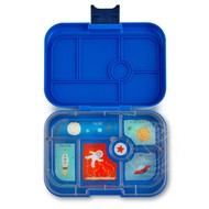 Yumbox YumBox Original 6 Compartment - Neptune Blue