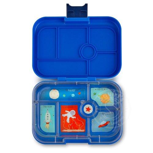 Yumbox YumBox Original 6 Compartment - Neptune Blue