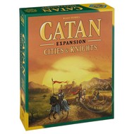 Mayfair Games Catan Expansion Cities & Knights
