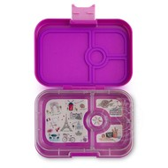 Yumbox YumBox Panino 4 Compartment - Bijoux Purple